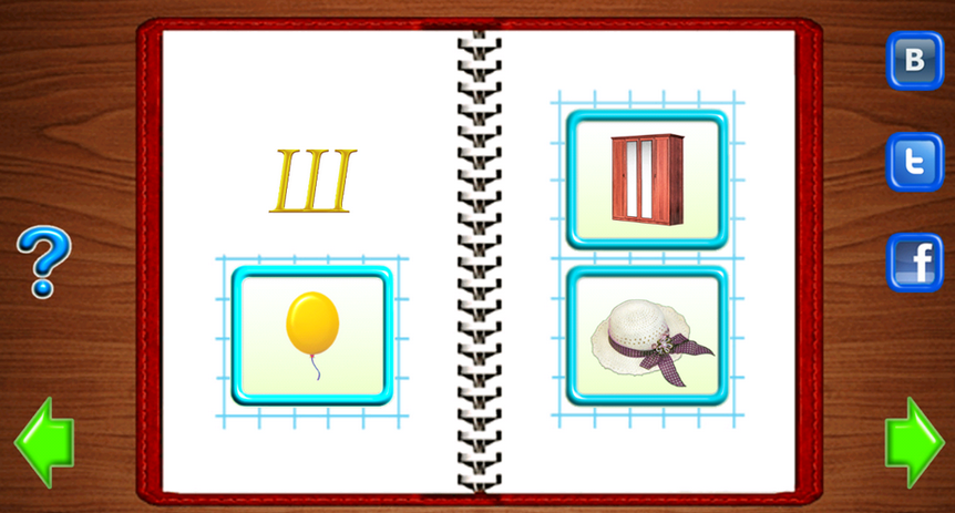 Мир букв. Азбука для детей 2-5 лет. Игровое приложение для Android.