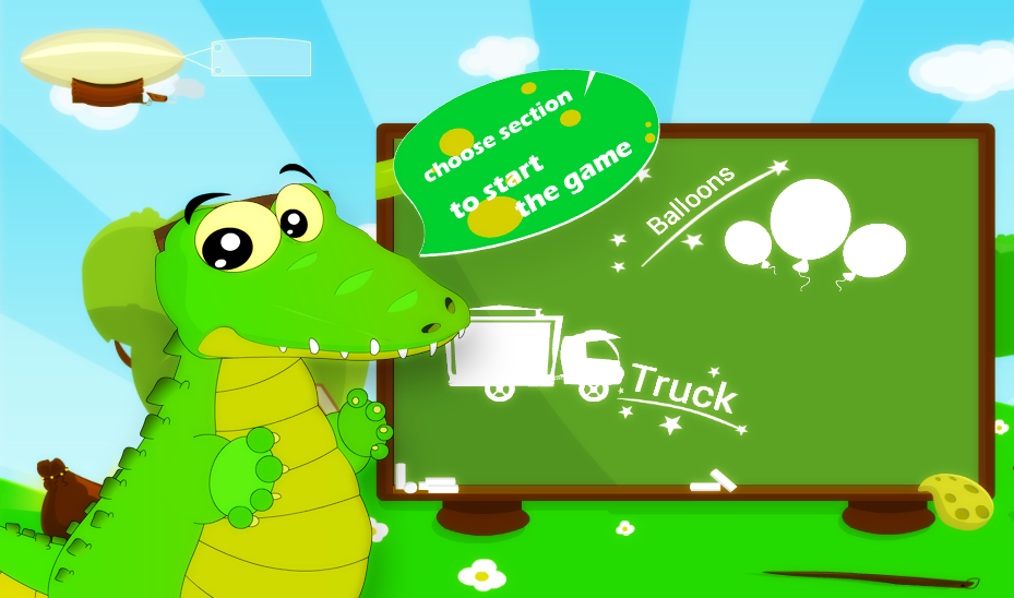 Easy Words. Как ребенку 2-6 лет выучить буквы и научиться читать? Игровое приложение для Android.